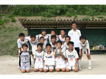 OWLET FOOTBALL CLUB U-11のチーム写真