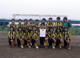 DREAMS SOCCER CLUBのチーム写真